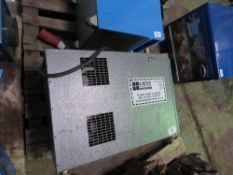 3PHASE GREY HIGH CAPACITY HEATER UNIT. DIRECT EX LOCAL COMPANY DUE TO DEPOT CLOSURE