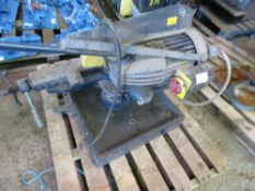 3 PHASE METAL CUT OFF SAW. DIRECT EX LOCAL COMPANY DUE TO DEPOT CLOSURE