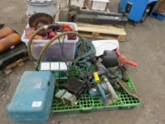 PALLET OF MIXED SUNDRIES