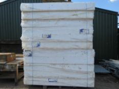 21 X INSULATION BOARDS. 250MM. 2.4M X 1.2M.
