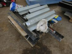 2 X PALLETS OF LINTELS.