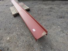 H-SECTION RSJ STEEL 13FT LENGHT APPROX.