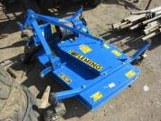 FLEMING SM180 FINISHING MOWER.