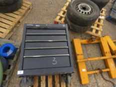 BRITOOL WHEELD TOOL CABINET WITH KEYS. DIRECT FROM LOCAL COMPANY DUE TO DEPOT CLOSURE
