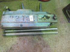 TIRFOR CABLE WINCH, NO CABLE. DIRECT FROM LOCAL COMPANY DUE TO DEPOT CLOSURE.