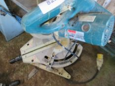 MAKITA MITRE SAW.