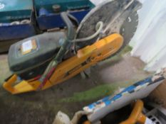 PARTNER PETROL SAW WITH BLADE