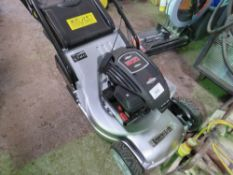 "LAWNFLITE LF43PBR PEDESTRIAN 17"" MOWER WITH ROLLER AND COLLECTOR, UNUSED"