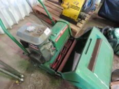 RANSOMES 51 SUPER BOWL CYLINDER MOWER WITH BOX