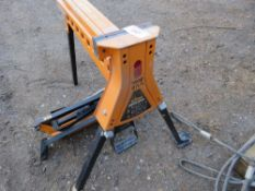 2 X TRITON SUPER JAW WORKBENCH UNITS.
