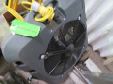 110 VOLT AIR CIRCULATION FAN. DIRECT FROM LOCAL COMPANY DUE TO DEPOT CLOSURE.