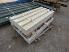 2 X PALLETS OF STONE EFFECT CILLS.