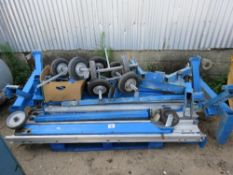 LARGE QUANTITY OF GENIE SUPERLIFT PARTS. DIRECT EX LOCAL COMPANY DUE TO DEPOT CLOSURE