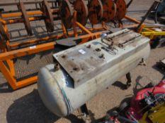 compressor receiver