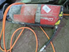 HILTI DD500 DIAMOND DRILL HEAD, CONDITION UNKNOWN.