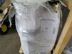 TEMPEST STAINLESS 150 INDIRECT WATER HEATER UNIT.