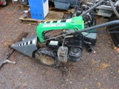 ABRIATICA ALFA FINGER BAR MOWER. WHEN TESTED WAS SEEN TO DRIVE AND CUT.