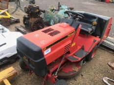 ride on mower WITH COLLECTOR