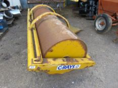 GRAYS 10 FOOT WATER BALLASTED FLAT ROLL. DIRECT FROM DEPOT CLOSURE.