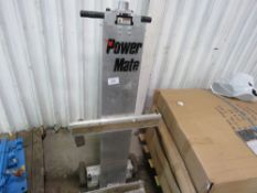 POWERMATE STAIR CLIMBING TROLLEY. DIRECT FROM LOCAL COMPANY DUE TO DEPOT CLOSURE.