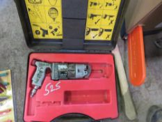 CENGAR AIR SAW. DIRECT FROM LOCAL COMPANY DUE TO DEPOT CLOSURE.