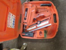 PASLODE IM350 NAIL GUN. WHEN TESTED WAS SEEN TO PUT IN NAILS. DIRECT FROM DEPOT CLOSURE.