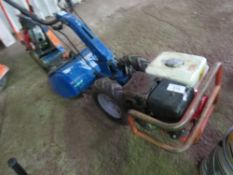 CAMON C8 PETROL REAR TINE CULTIVATOR. WHEN TESTED WAS SEEN TO RUN AND TINES TURNED. FORWARD DRIVE GE