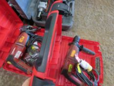 2 X HILTI TE2 SDS DRILLS.