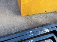 PAIR OF 1.2 M LONG FORKLIFT TINES (UNTESTED).