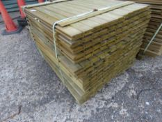 1 X PACK OF 1.11M SHIPLAP TIMBER.