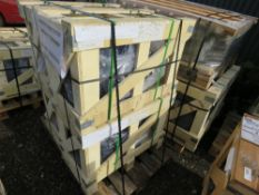 PALLET CONTAINING 4 X ELECTRIC MOTORS @15KW. 400/690 VOLT POWERED. SOURCED FROM A LARGE MANUFACTURI