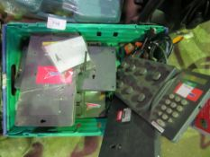 REACTEC BATTERIES AND CHARGER STATIONS ETC.