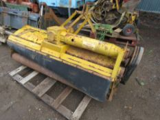 TURNER 5FT WIDE FLAIL MOWER FOR TRACTOR. NO PTO SHAFT.