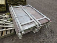 10NO SCAFFOLD TOWER BOARDS, OVERALL LENGTH 1.75M.
