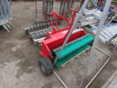 SCH TURF CARE SYSTEM WITH STAND UNIT.
