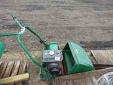 RANSOMES 51 SUPER CERTIES CYLINDER MOWER.