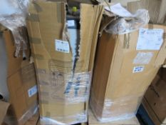 ACV STD160FLOOR STANDING WATER HEATER UNIT.BOXED BUT CONDITION UNKNOWN