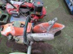 STIHL TS410 PETROL SAW.