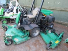 RANSOMES HR6010RAN BATWING RIDE ON MOWER. SN:EA000862 REC HRS. 2883 REC HRS. WHEN TESTED WAS SEEN T
