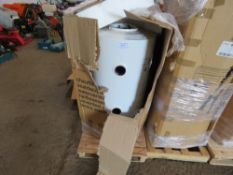 CLASSICO STD125 FLOOR STANDING 3000WATT WATER HEATER UNIT.BOXED BUT CONDITION UNKNOWN