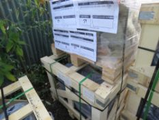 PALLET CONTAINING 11 X ELECTRIC MOTORS 3@2.2KW, 5@4KW, 3@ 15KW. 400/690 VOLT POWERED. SOURCED FROM