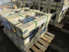 PALLET CONTAINING 2X ELECTRIC MOTOR @15KW. 400/690 VOLT POWERED. SOURCED FROM A LARGE MANUFACTURING