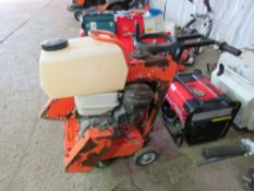 CLIPPER C99 PETROL SAW WITH TANK.