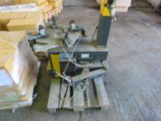 SICE M39 TYRE MACHINE, YEAR 2008, 240 VOLT.
