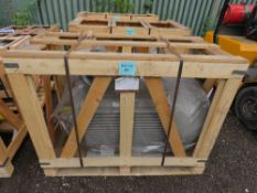 PALLET CONTAINING 1 X 200 KW ELECTRIC MOTOR 400/690 VOLT POWERED. SOURCED FROM A LARGE MANUFACTURING
