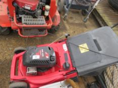 MTD 991 PETROL MOWER. WHEN TESTED WAS SEEN TO RUN.