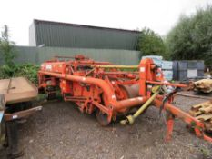 GRIMME MUSTANG 90 POTATO HARVESTER. DIRECT FROM DEPOT CLOSURE.