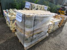 PALLET CONTAINING 8 X ELECTRIC MOTORS @4KW. SOURCED FROM A LARGE MANUFACTURING COMPANY AS PART OF T