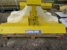 SNOW PLOUGH BLADE FOR QUADBIKE OR COMPACT TRACTOR, 4FT WIDE APPROX.