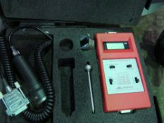 VM110 VIBRATION TEST SET. SOURCED FROM DEPOT CLEARANCE DUE TO A CHANGE IN COMPANY POLICY.